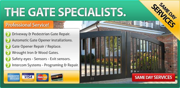 Gate Repair Greeley CO